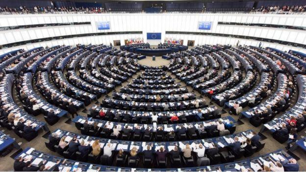 تتعامل لجنة التحرش الحالية في البرلمان الأوروبي مع كل انواع التحرش