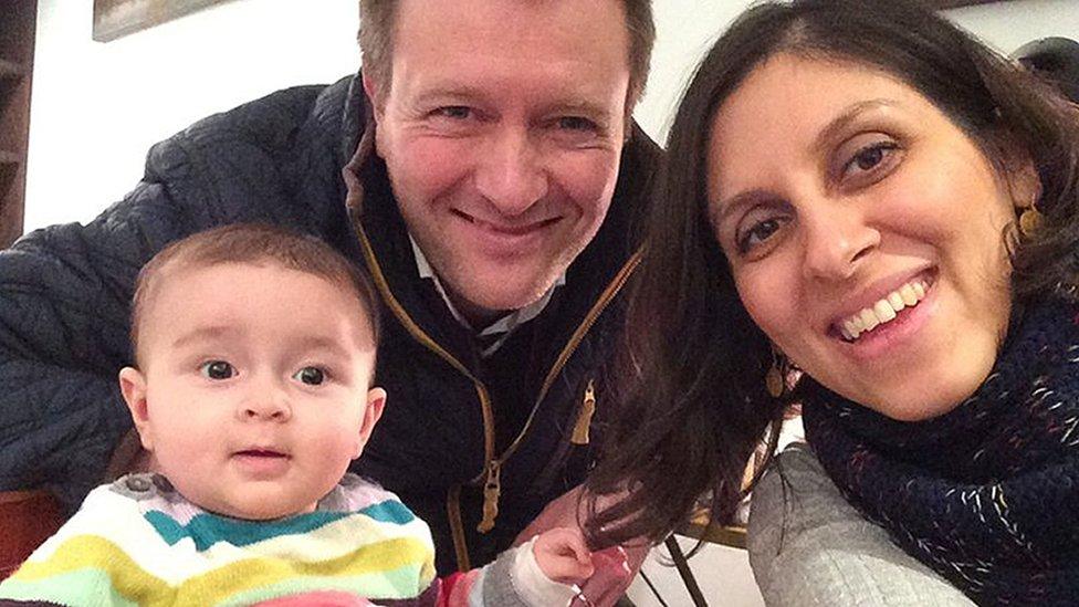 تمضي زغاري راتكليف عقوبة مدتها خمسة أعوام لمزاعم بمحاولتها إسقاط نظام الحكم في إيران
