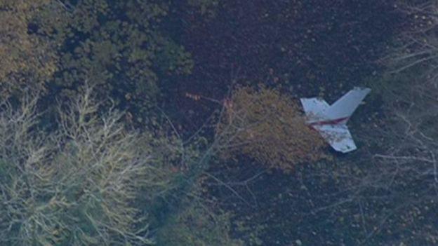 وحدة التحقيق في حوادث الملاحة الجوية قالت إن الطائرة من نوع سيسنا