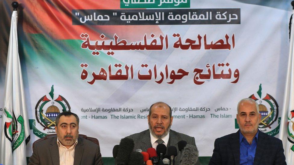 خليل الحية: سلاح حماس خط أحمر وغير قابل للتفاوض