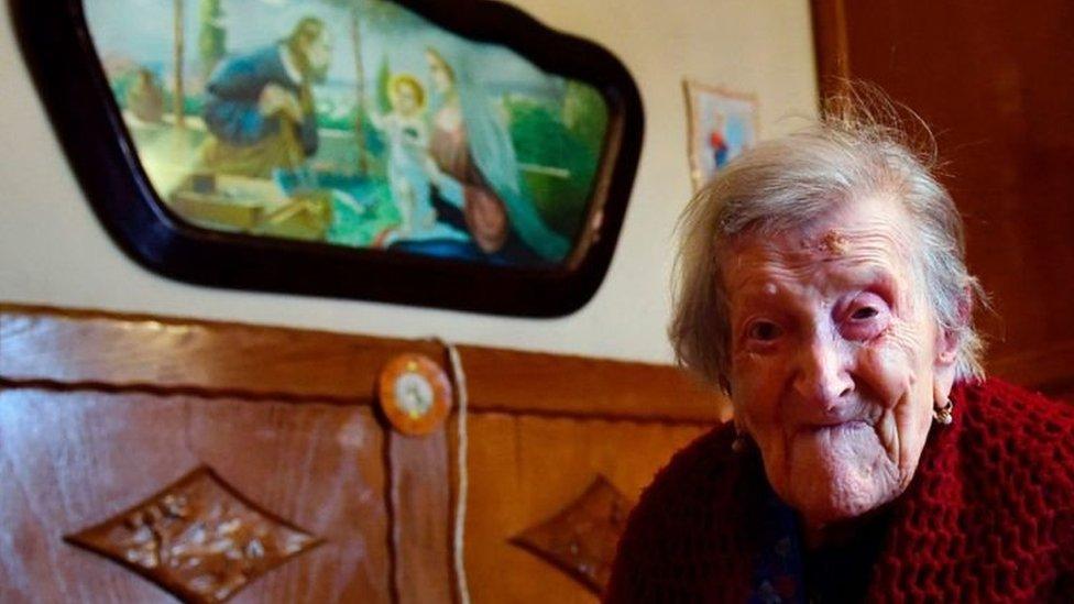 إيما مورانو أعلنت رسميا آخر شخص حي ولد في القرن 19