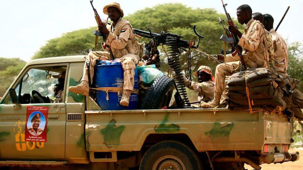 أدى نشر القوات السودانية شبه العسكرية في المنطقة الحدودية مع إرتريا إلى ظهورتقارير تفيد بوجود توترات بين البلدين