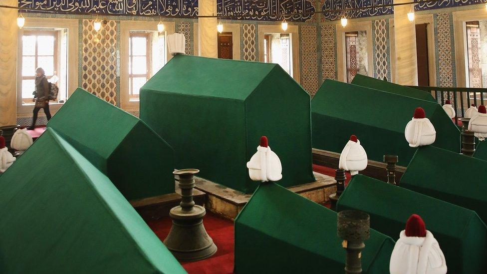 مقبرة السلطان سليم الأول في