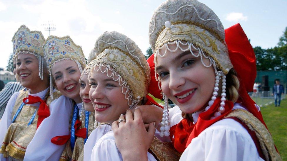 قيل إن نسبة ولادة أطفال مختلطي الجنسية زادت في روسيا بعد أولمبياد 1980