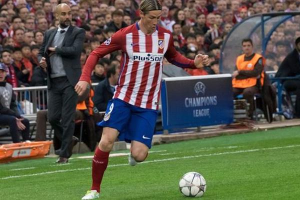 قضى توريس، مهاجم أتليتكو مدريد، سنوات طويلة في الدوري الانجليزي مع ناديي ليفربول وتشيلسي، ثم انتقل إلى إيه سي ميلان الإيطالي