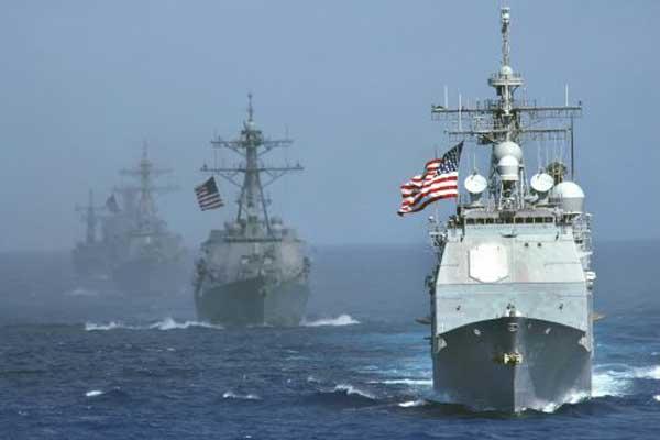تعتنق الولايات المتحدة مبدأ متطورًا لخوض الحروب