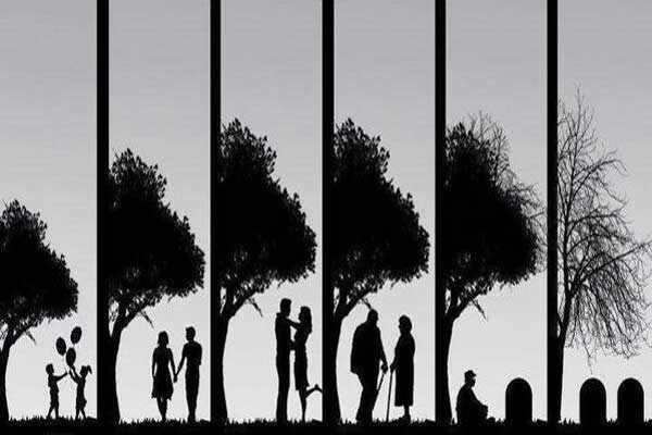 كيف يكون شكل الحياة وفحواها في ما لو عرفنا تاريخ الموت؟