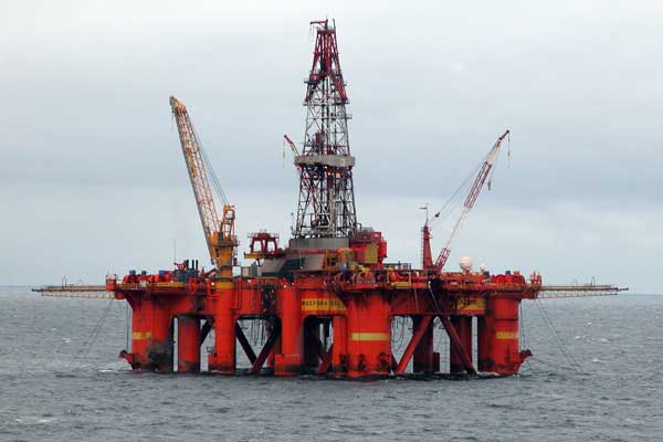 انتعاش الإنتاج في بحر الشمال يعتبر أمرًا غير عادي