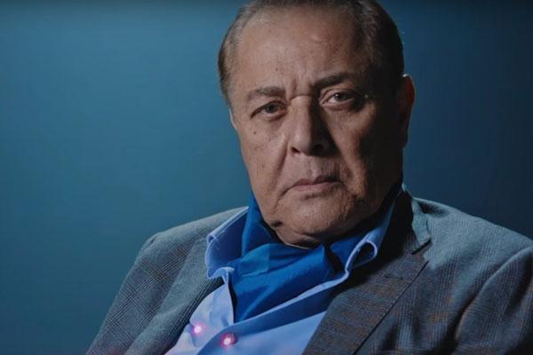 الفنان القدير الرحل محمود عبد العزيز في آخر أعماله التلفزيونية رأس الغول