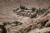 دير سانت كاثرين في جنوب سيناء