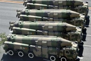 صواريخ روسيةً - أرشيفية