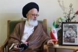 آية الله مجتبي الحسيني ممثل خامنئي في العراق