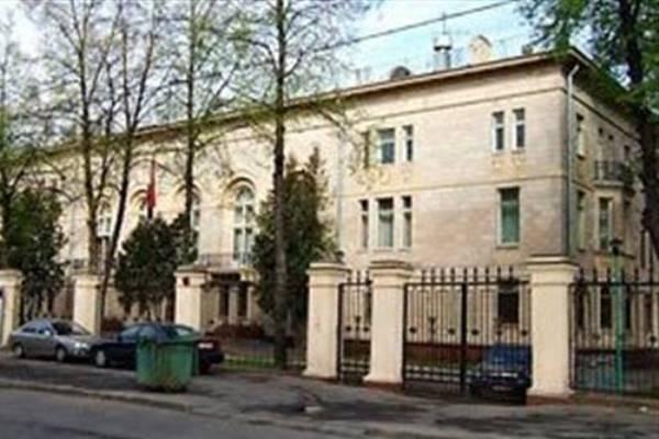 مبنى المدرسة العراقية في موسكو