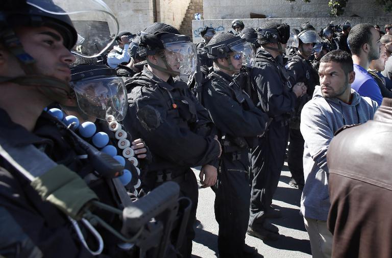 فلسطيني يعترف بشن هجوم على جنود اسرائيليين في الخامس من الشهر الجاري