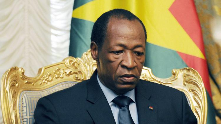 الرئيس السابق لبوركينا فاسو يغادر ساحل العاج الى المغرب