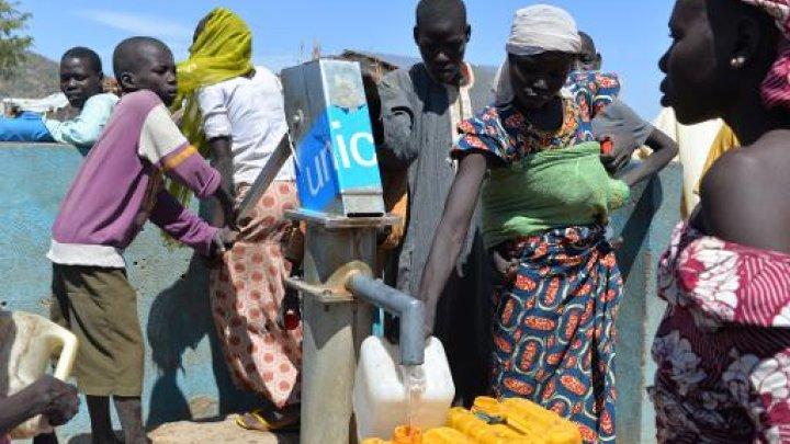 الامم المتحدة تبدي قلقها حيال 1,5 مليون نازح في نيجيريا