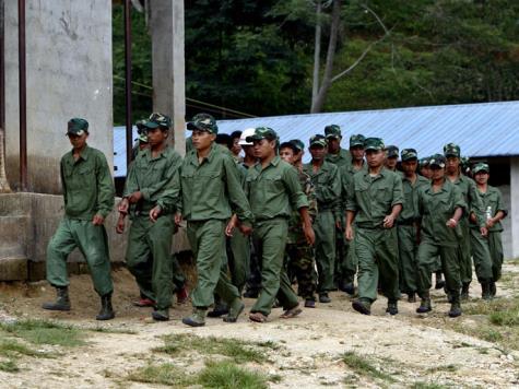 مقتل 22 من المتمردين الكاشين في معارك مع الجيش في بورما