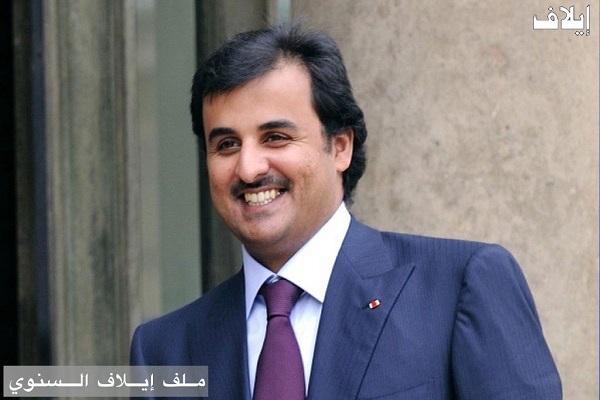 الشيخ تميم بن حمد أصغر أمير لأصغر إمارة