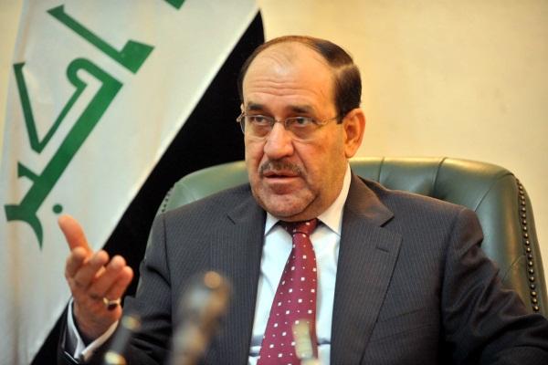 نائب رئيس الجمهورية العراقي نوري المالكي