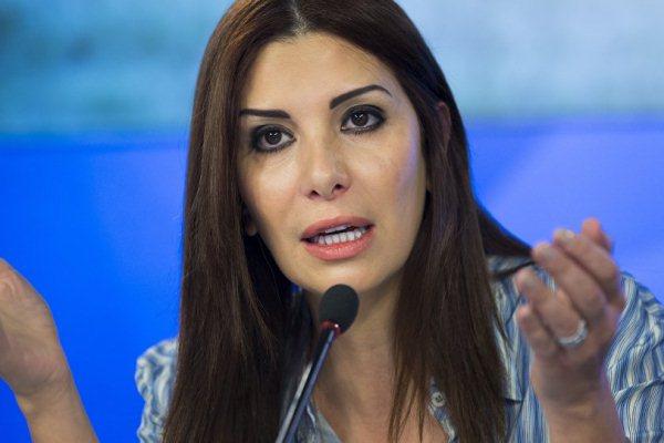 المعارضة السورية رندا قسيس