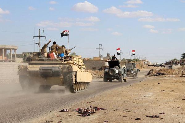 قوات عراقية تتقدم لبدء معركة تحرير مناطق غرب الأنبار