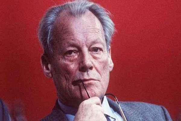فيلي برانت... مستشار ألمانيا السابق