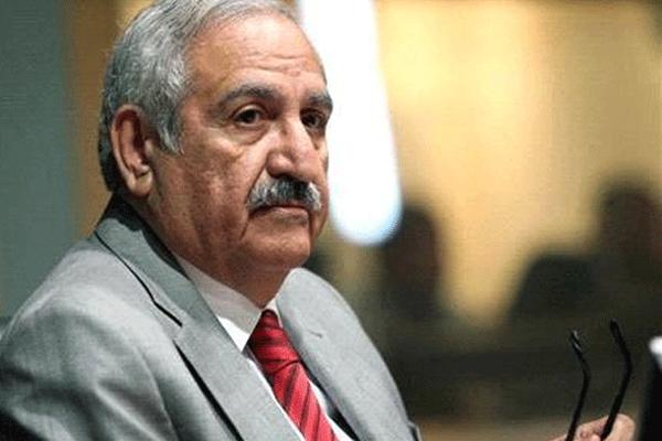 السياسي والبرلماني الأردني عبدالهادي المجالي