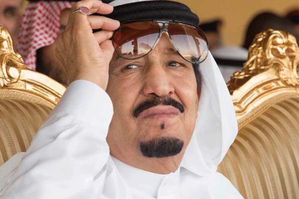 الملك سلمان يشدد على الوحدة الفلسطينية
