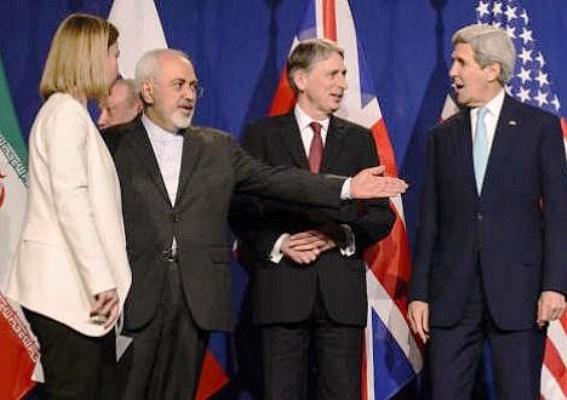 جانب من اجتماعات الاتفاق النووي (أرشيف)