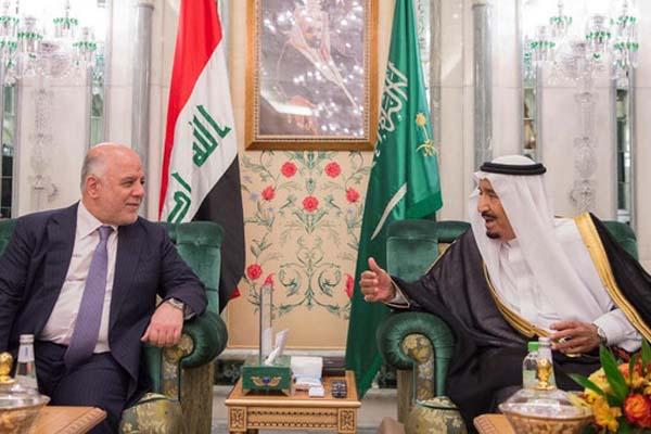 العبادي في الرياض