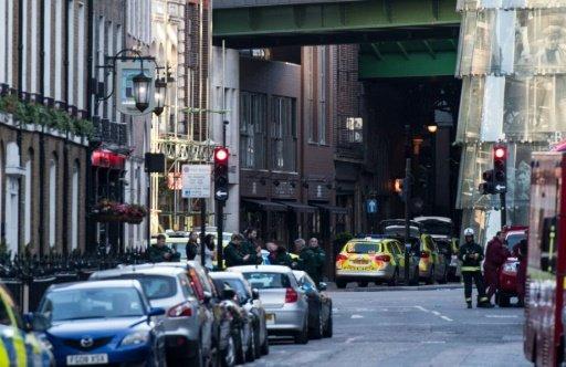 احد شوارع لندن