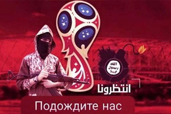 داعش يهدد روسيا
