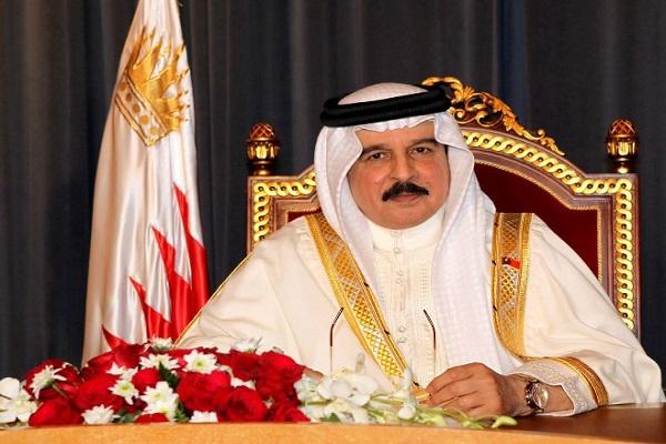 العاهل البحريني حمد بن عيسى آل خليفة