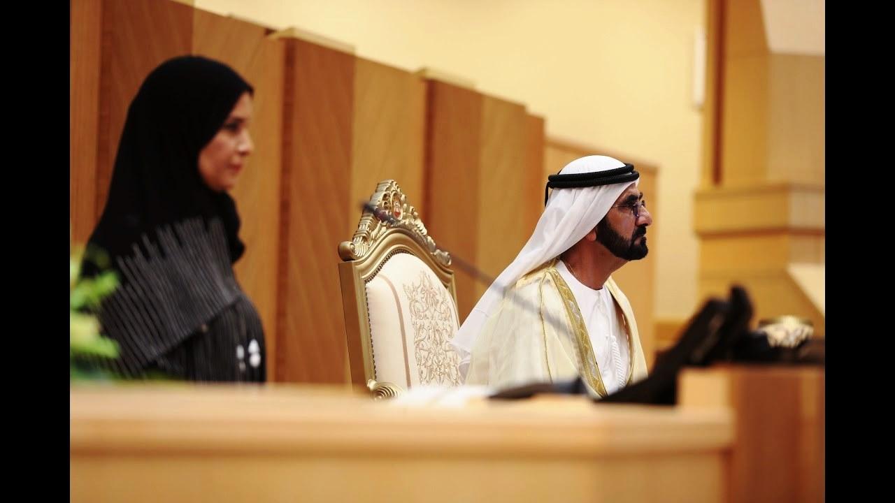 محمد بن راشد يفتتح الاربعاء اعمال البرلمان الاماراتي