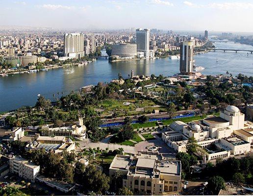 النيل يواجه خطر الاندثار