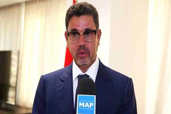 محمد عبد النبوي رئيس النيابة العامة بالمغرب