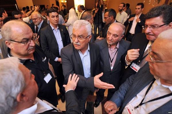 معارضون سوريون- ارشيف