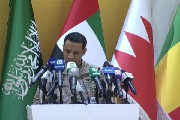 المتحدث الرسمي باسم التحالف العربي العقيد الطيار الركن تركي المالكي