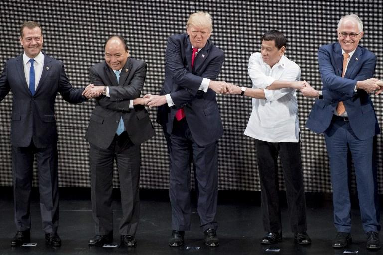 زيارة ترمب لم تبدد الغموض حول استراتيجيته حيال آسيا