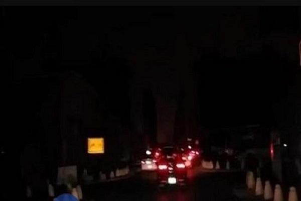 انقطاع الكهرباء عن بعض الأحياء في العاصمة المقدسة