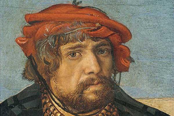 لوكاس كراناك صاحب اللوحة الأصلي