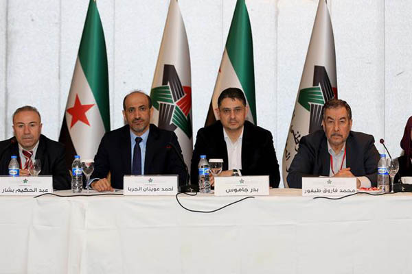 الإئتلاف الوطني السوري المعارض يختتم أعماله في اسطنبول