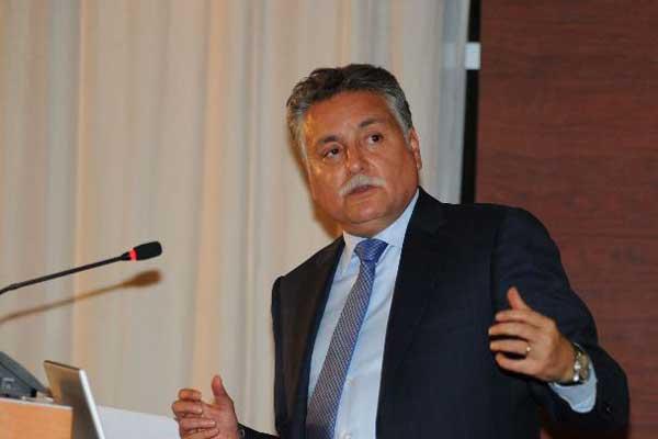 نبيل بن عبدالله الأمين العام لحزب التقدم والاشتراكية