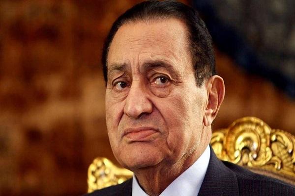 مبارك يرد على بي بي سي