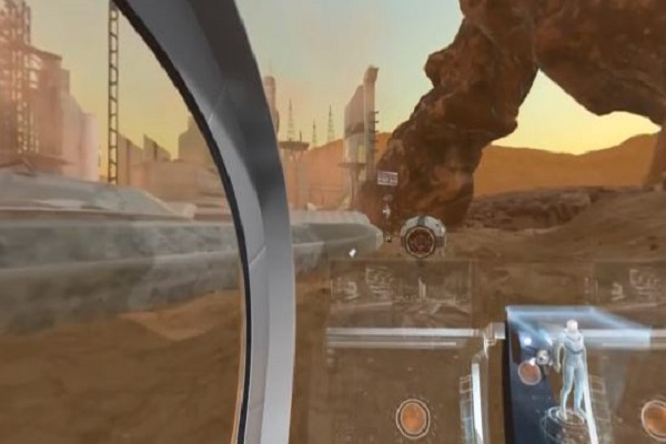 أول مستوطنة بشرية على سطح الكوكب الأحمر... بالواقع الافتراضي