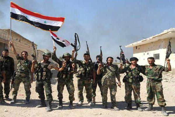 صد محاولة اقتحام جديدة لقوات النظام السوري