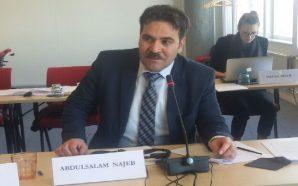 عبد السلام النجيب عضو الأمانة العامة في تيار الغد السوري