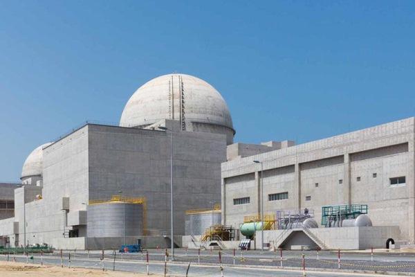 مفاعل براكة الإماراتي