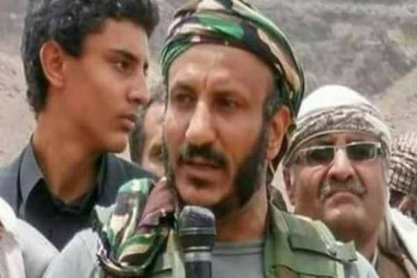 طارق صالح ابن شقيق علي عبدالله صالح
