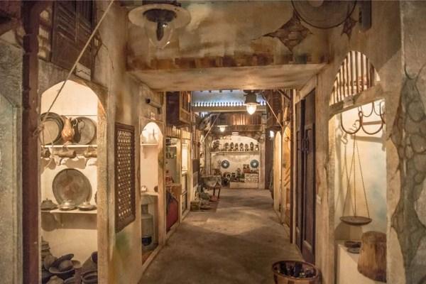 متحف بيت التراث وثق تاريخ مكة الملموس